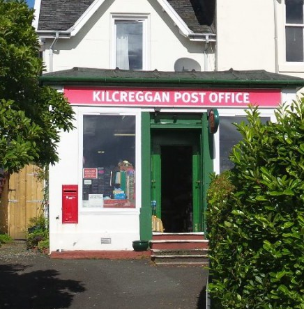 Kilcreggan Post Office